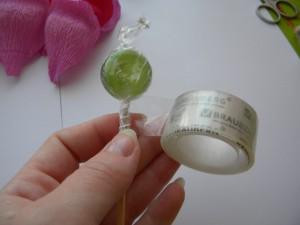букет из конфет мастер-класс