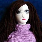 текстильная кукла, кукла своими руками, текстильная кукла своими руками