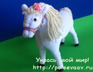 лошадка своими руками,  как сшить лошадку, сшить лошадку