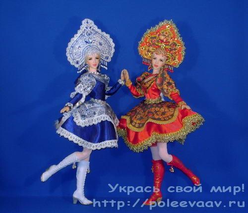 Сделать санки для куклы своими руками