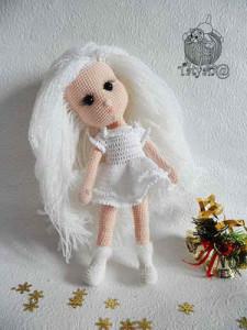 Снегурочку куклы своими руками