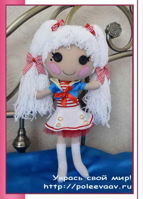 куклы лалалупси, кукла лалалупси своими руками