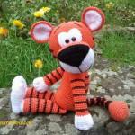 тигр 01