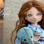 лицо куклы мин