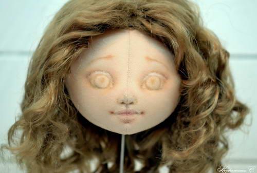 лицо куклы 06