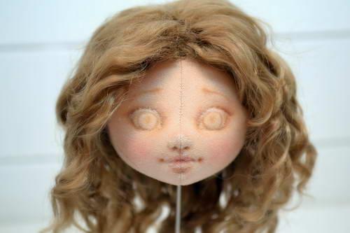лицо куклы 07