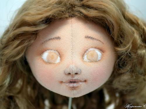 лицо куклы 08