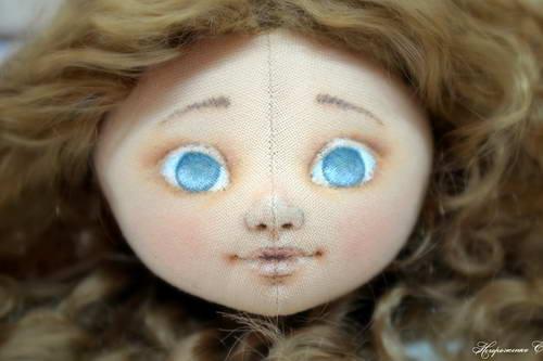 лицо куклы 11