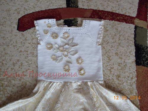 нарядное платье для девочки на выпускной 15