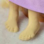 ноги куклы мин
