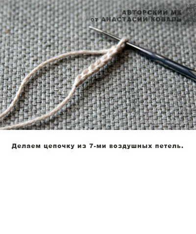 пальчиковый театр колобок крючком 05