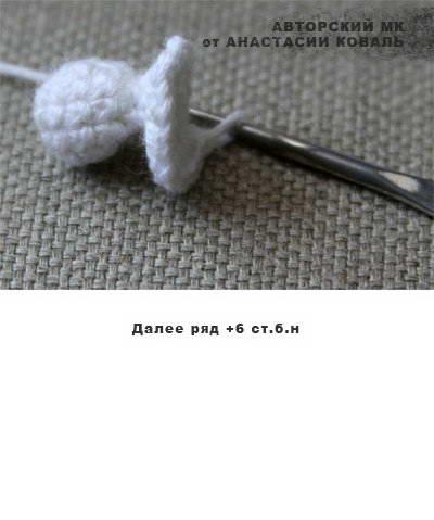 пальчиковый театр колобок крючком 20