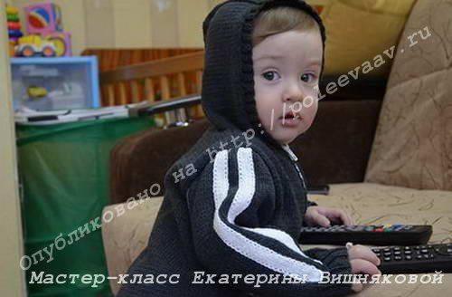 детские вязаные костюмы