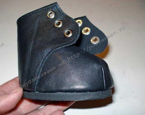 ботиночки для куклы 16.min