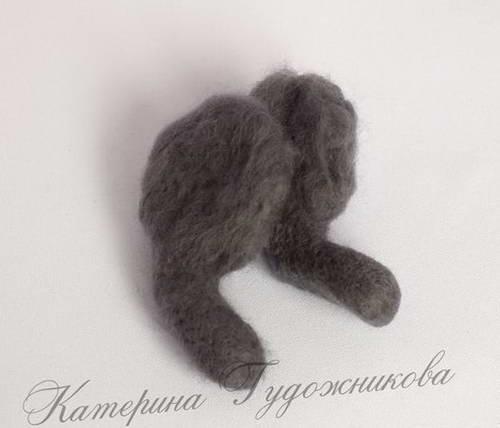 валяние игрушки пасхальный кролик 19-min
