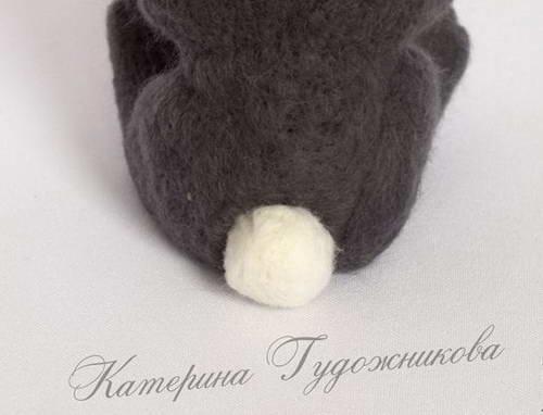 валяние игрушки пасхальный кролик 27-min