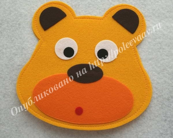 маска медведь-min