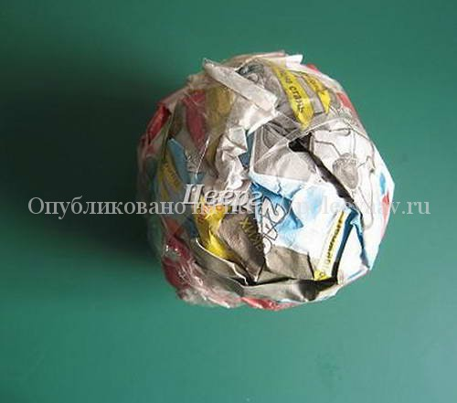 Пасхальная поделка - петушок из бумаги