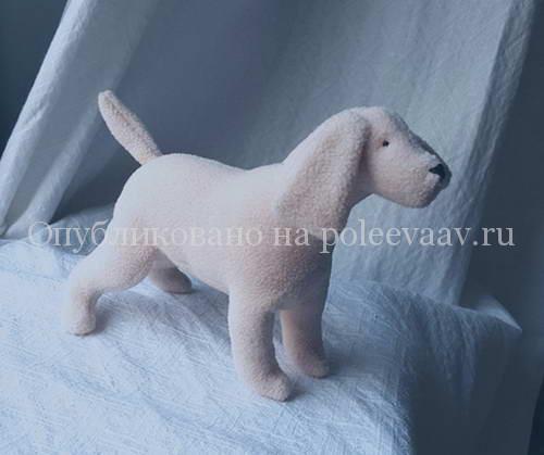 выкройки мягких игрушек собачек